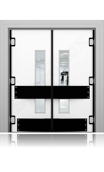 white-grp-impact-swing-door