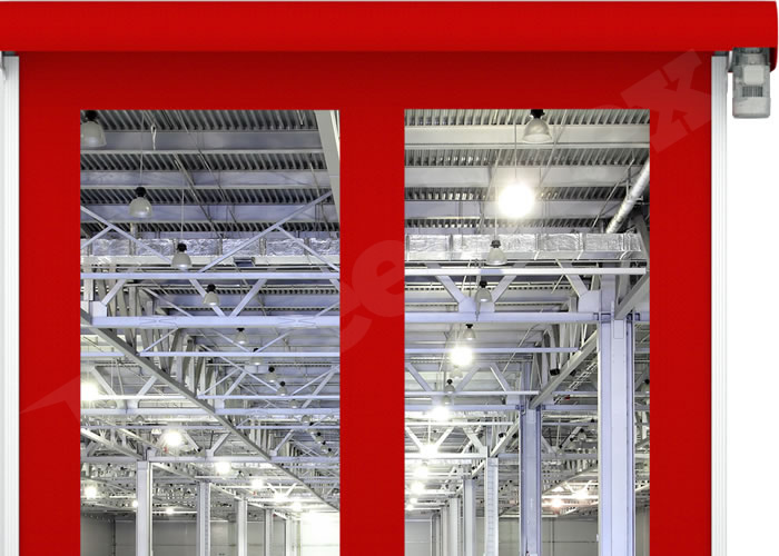 external-high-speed-door-full-width-vision-red