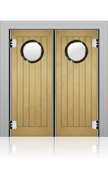 Timber Swing Doors Speedflex