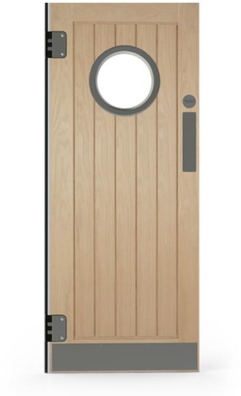 Speedflex Timber Swing Door Features